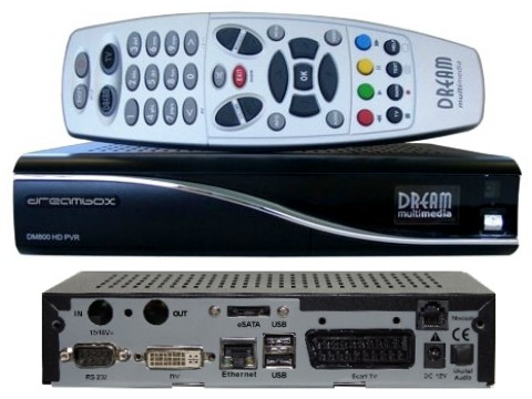 Dreambox DM 800 HD